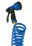 Water Hose with Nozzle