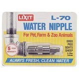 Water Nipple Valves