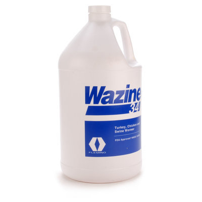 Wazine 34, gallon