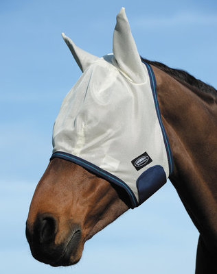 WeatherBeeta ComFITec Airflow Fly Mask with Ears