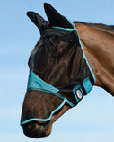 WeatherBeeta ComFITec Fine Mesh Fly Mask with Ears and Nose