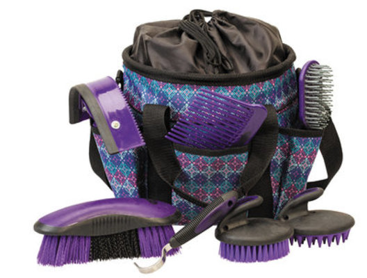 Weaver Horse Grooming Kit, 8-piece