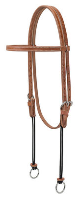 Weaver Leather Sliding Gag Headstalls