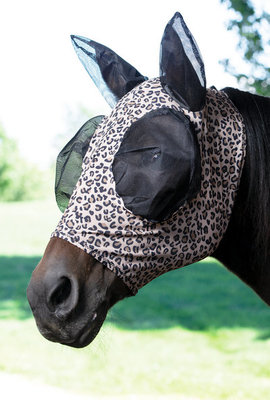 Weaver Lycra Fly Mask with Ears