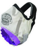 Weaver Cow Fly Mask, Purple/Gray