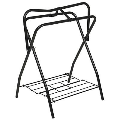 Folding Western Saddle Rack