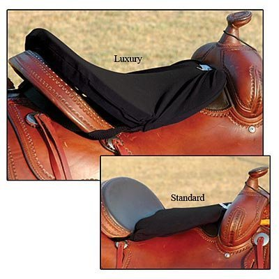 Cashel Tush Cushion (Western) Black