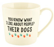 """What I Like About People"" Mug"