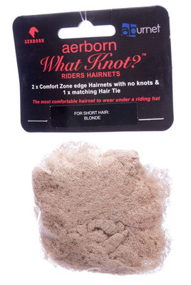 """What Knot"" Hair Net"