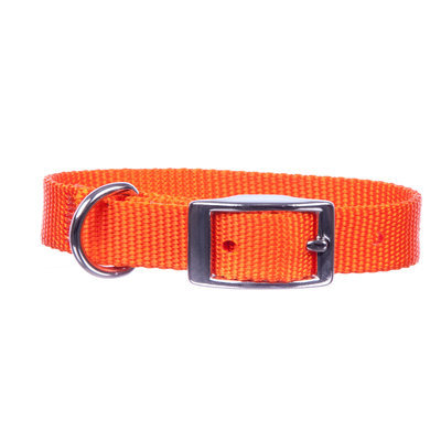 "Jeffers 5/8"" Nylon Collar, 12""L"