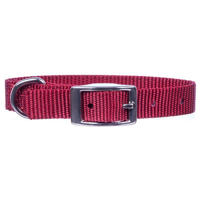 "5/8"" Jeffers Nylon Dog Collar, 18""L"