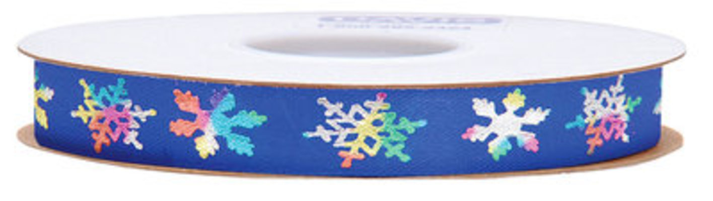"Winter Design Groomer's Ribbon, 5/8"" x 50 yards"
