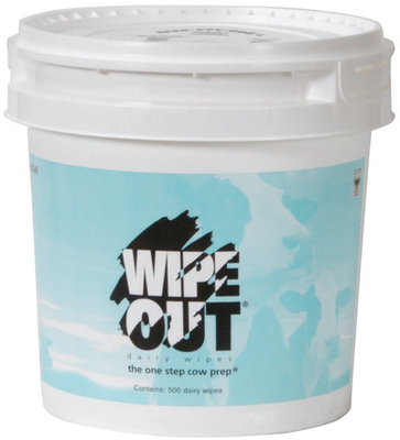 WIPE OUT Dairy Wipes