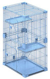 Wirehouse 2 Level Cat Cage