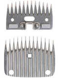 Lister 20 Tooth Sheep Clipper Blade Set
