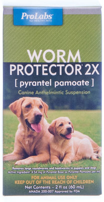 ProLabs Worm Protector 2X
