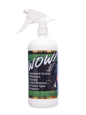 WOW! Equine Whitener & Green Spot Remover