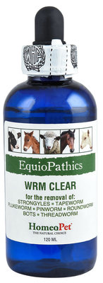 EquioPathics Wrm Clear, 120 mL