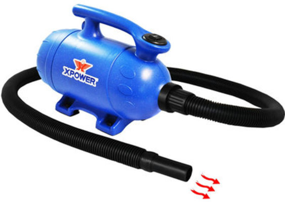 X-Power B2 Pet Dryer, blue