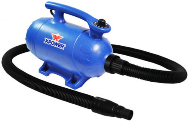 X-Power B5 4 HP Pet Dryer, Blue