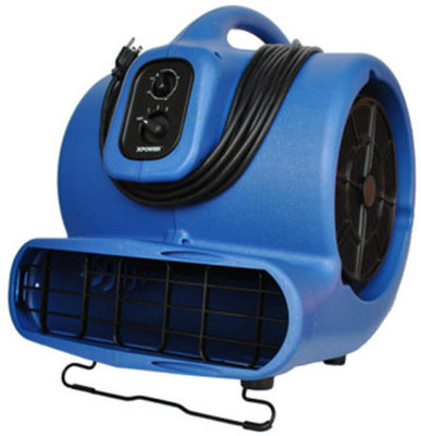 X-Power X-800TF Cage Dryer, blue