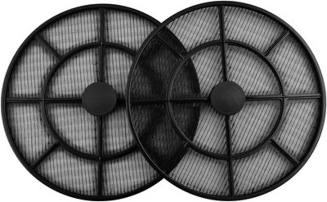 X-Power X-800TF Cage Dryer Filter, 2 Pack