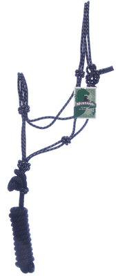 Yearling Rope Halter and Lead