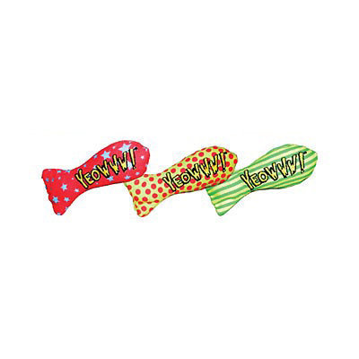 YEOWWW! Stinkies™ Catnip Sardine, each