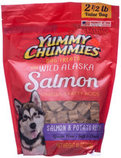 Yummy Chummies Salmon & Potato Treats, 2.5 lb bag