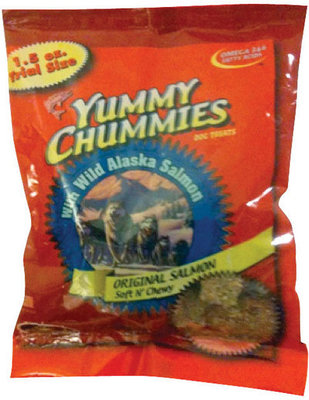 Yummy Chummies Trial Size, 1.5 oz