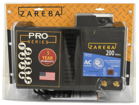 Zareba 200 mile AC Low-Impedance Charger