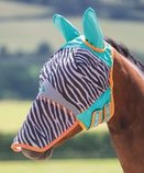 Zeb Tek Fly Mask w/ Ears & Detachable Nose