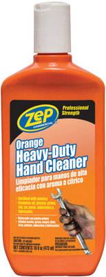 Orange Hand Cleaner, 16 oz