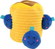 Zippy Paws Blueberry Pancakes Burrow Plush Toy