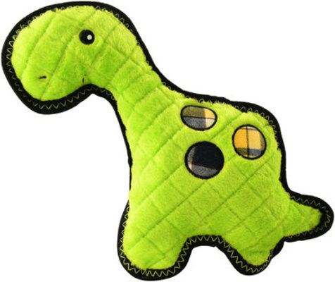 Zippy Paws Donny the Dinosaur Z-Stitch Grunterz