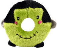 Zippy Paws Frankenstein's Monster Donutz Buddies Dog Toys
