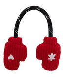 Zippy Paws Holiday RopeTugz Mittens