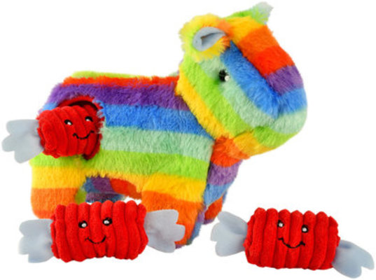 Zippy Paws Pinata Burrow Plush Toy