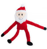 Zippy Paws Small Christmas Crinkle Toy