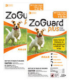 ZoGuard Plus, Dogs, 6 pack