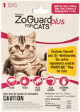 ZoGuard Plus Spot-On for Cats, 1 month supply