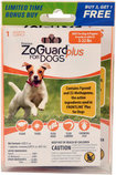 ZoGuard Plus Topical Spot-On for Dogs, Bonus Pack