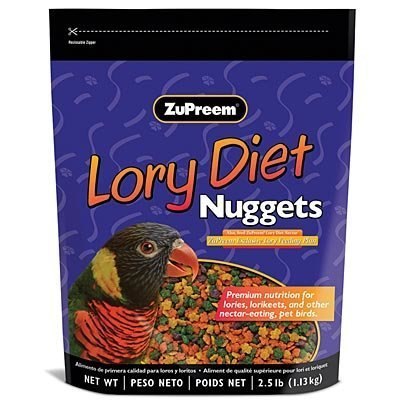 Lory Diet Nuggets