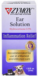 ZYMOX Ear Solution Inflammation Relief, 1.25 oz